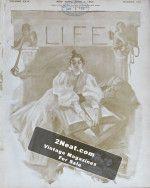 Life Magazine – April 1, 1897