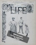 Life Magazine – April 29, 1897