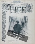 Life Magazine – May 6, 1897