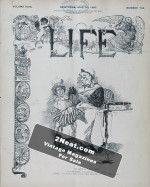 Life Magazine – May 20, 1897