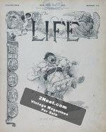 Life Magazine – June 3, 1897