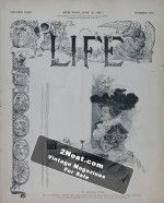 Life Magazine – June 10, 1897