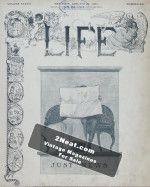 Life Magazine – January 24, 1901