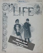 Life Magazine – March 14, 1901