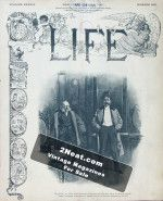 Life Magazine – April 11, 1901