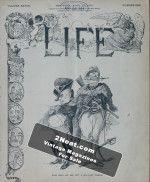 Life Magazine – April 25, 1901