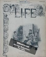 Life Magazine – May 2, 1901