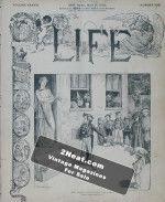 Life Magazine – May 9, 1901