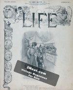 Life Magazine – May 16, 1901