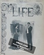 Life Magazine – June 13, 1901