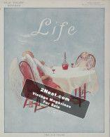 Life Magazine – January 11, 1912
