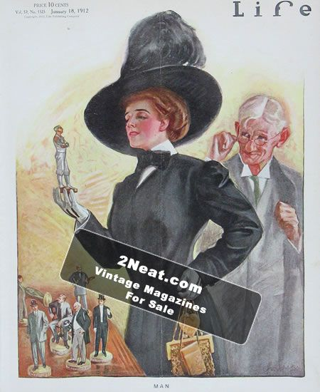 LIFE 1912