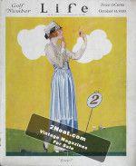 Life Magazine – October 14, 1920