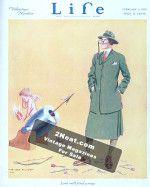 Life Magazine - February 3, 1921