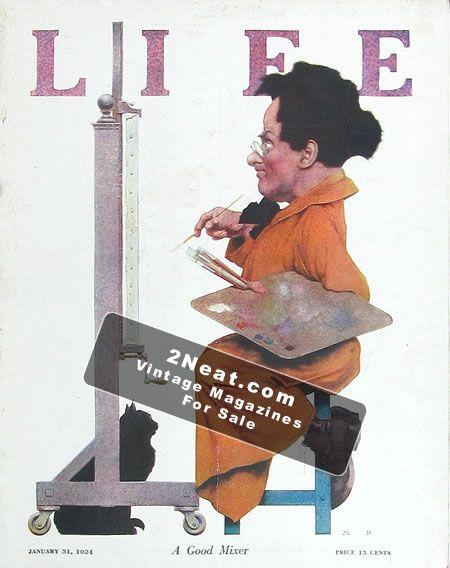 LIFE 1924