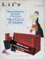 Life Magazine - January 25, 1929
