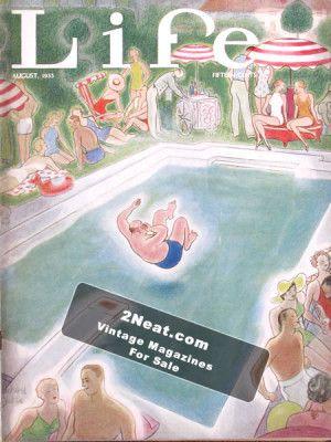 Life Magazine – August 1935