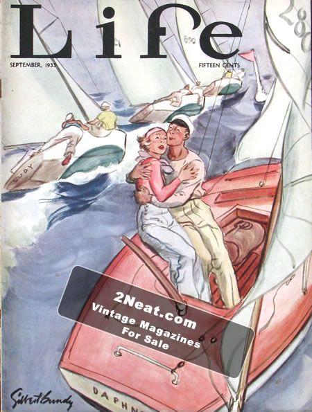 Life Magazine – September 1935