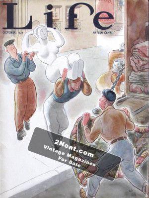 Life Magazine – October 1935