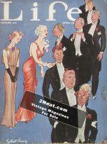 Life Magazine – December 1935