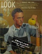 LOOK Magazine - January 8, 1946