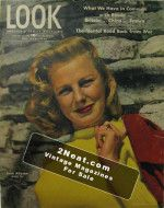 LOOK Magazine - January 22, 1946