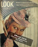 LOOK Magazine - April 16, 1946