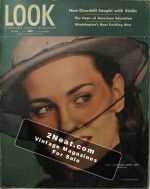 LOOK Magazine - October 1, 1946