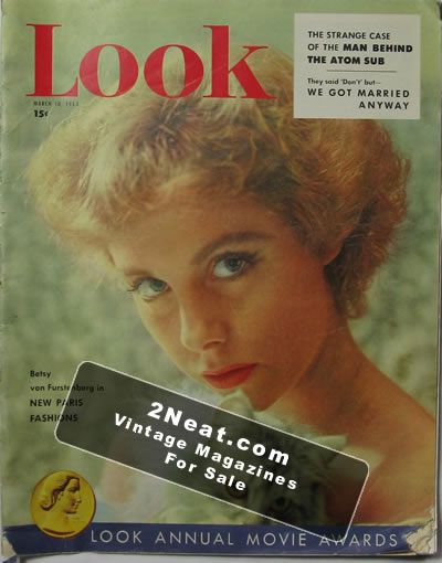 LOOK Magazine - March 10, 1953 - Nuclear Submarine