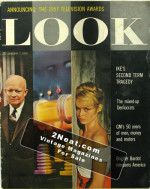 LOOK Magazine - January 7, 1958