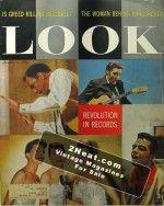 LOOK Magazine - April 15, 1958