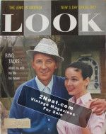 LOOK Magazine - May 13, 1958
