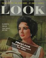 LOOK Magazine - October 14, 1958