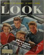 LOOK Magazine - November 11, 1958
