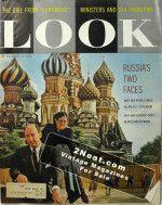 LOOK Magazine - November 25, 1958