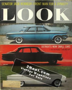 LOOK Magazine - October 13, 1959
