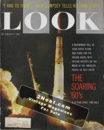 LOOK Magazine - January 5, 1960