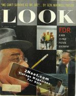 LOOK Magazine - January 19, 1960