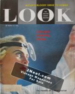 LOOK Magazine - March 29, 1960