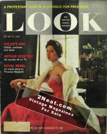 LOOK Magazine - May 10, 1960