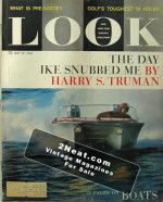 LOOK Magazine - May 24, 1960