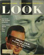 LOOK Magazine - August 16, 1960