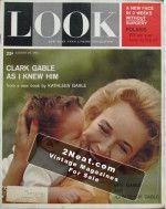 LOOK Magazine - August 29, 1961