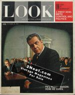 LOOK Magazine - October 10, 1961