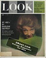LOOK Magazine - October 24, 1961
