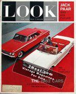 LOOK Magazine - November 21, 1961