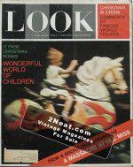 LOOK Magazine - December 31, 1962