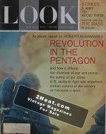 LOOK Magazine - April 23, 1963