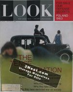 LOOK Magazine - August 27, 1963