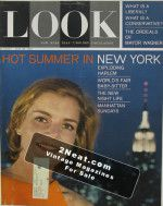 LOOK Magazine July 28, 1964